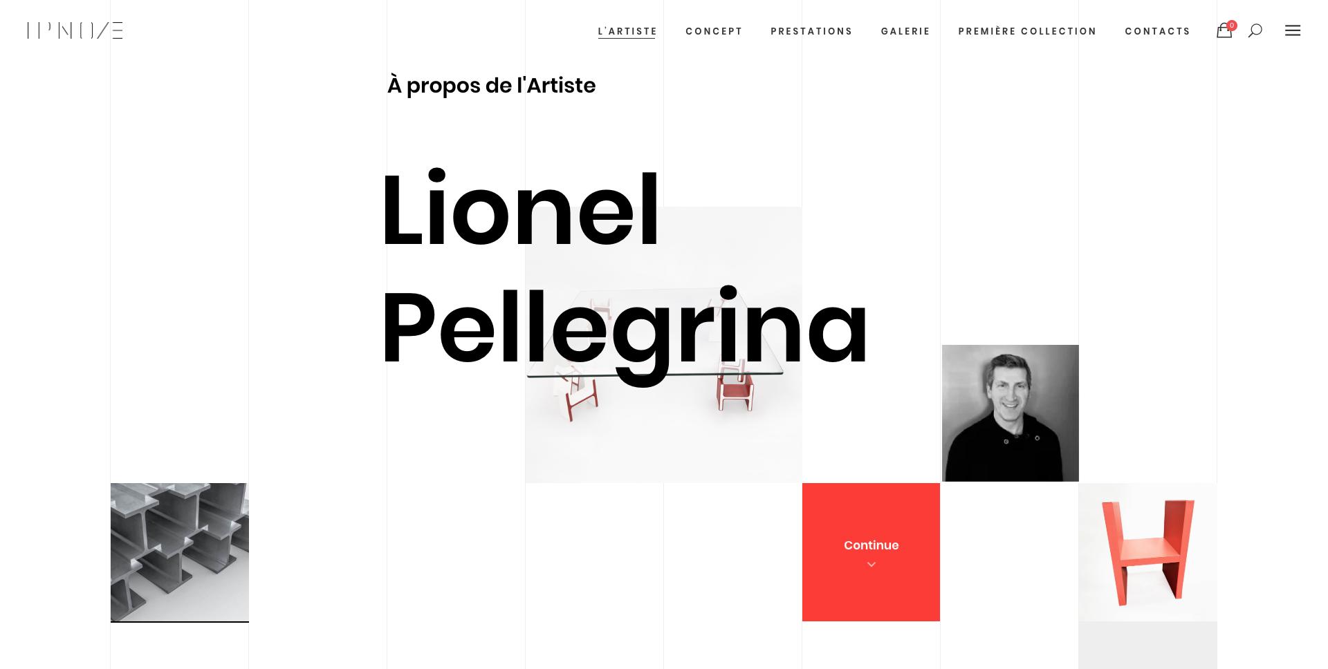 À propos de Lionel Pellegrina - Ipnoze