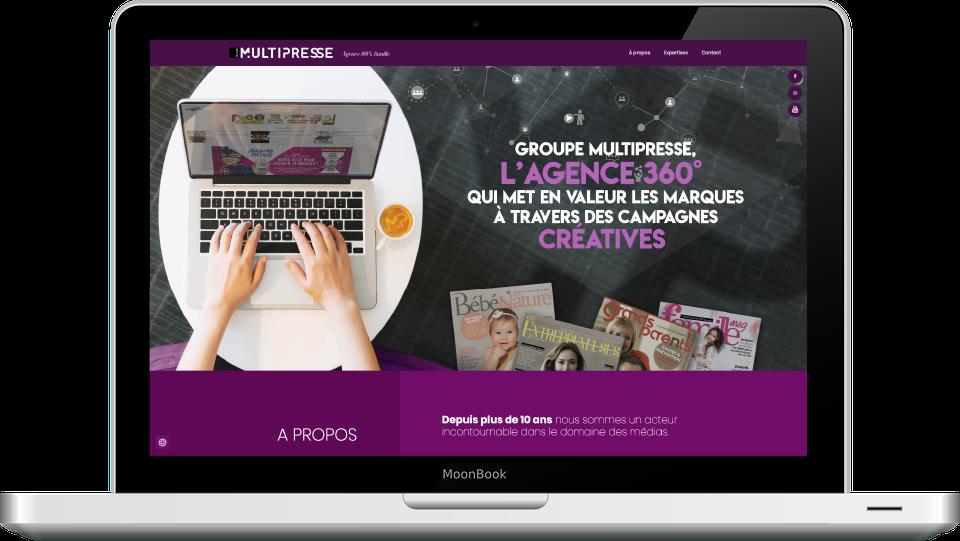 Groupe-Multipresse-Création-dun-site-Onepage-par-lagence-Ginseng-Web