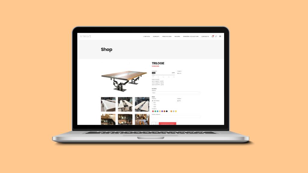 Site Web Ginseng Web