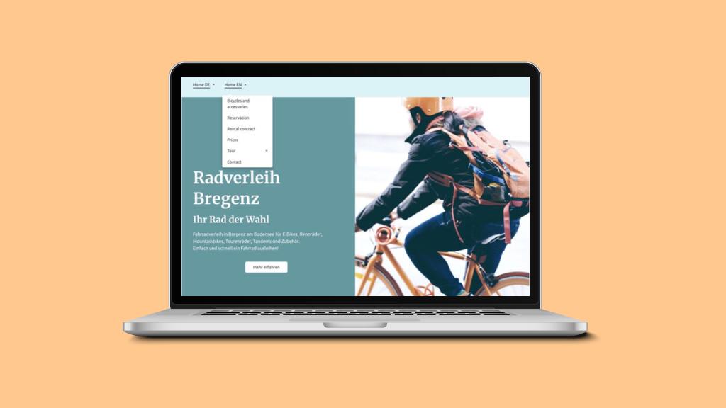 site multilingue - Ginseng web