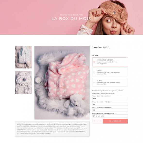 Miniluxe-UI-Design-Ginseng-Web